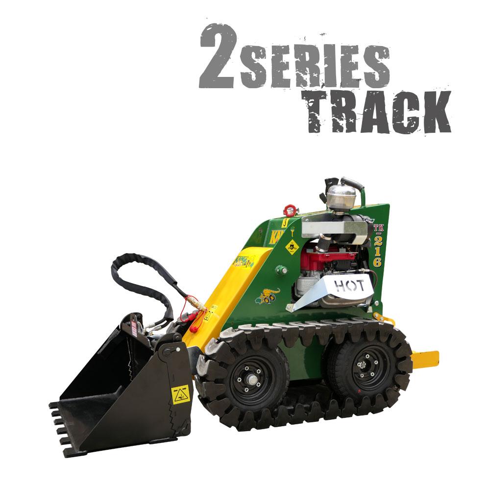 Kanga Loaders 2 Series Track Mini Digger