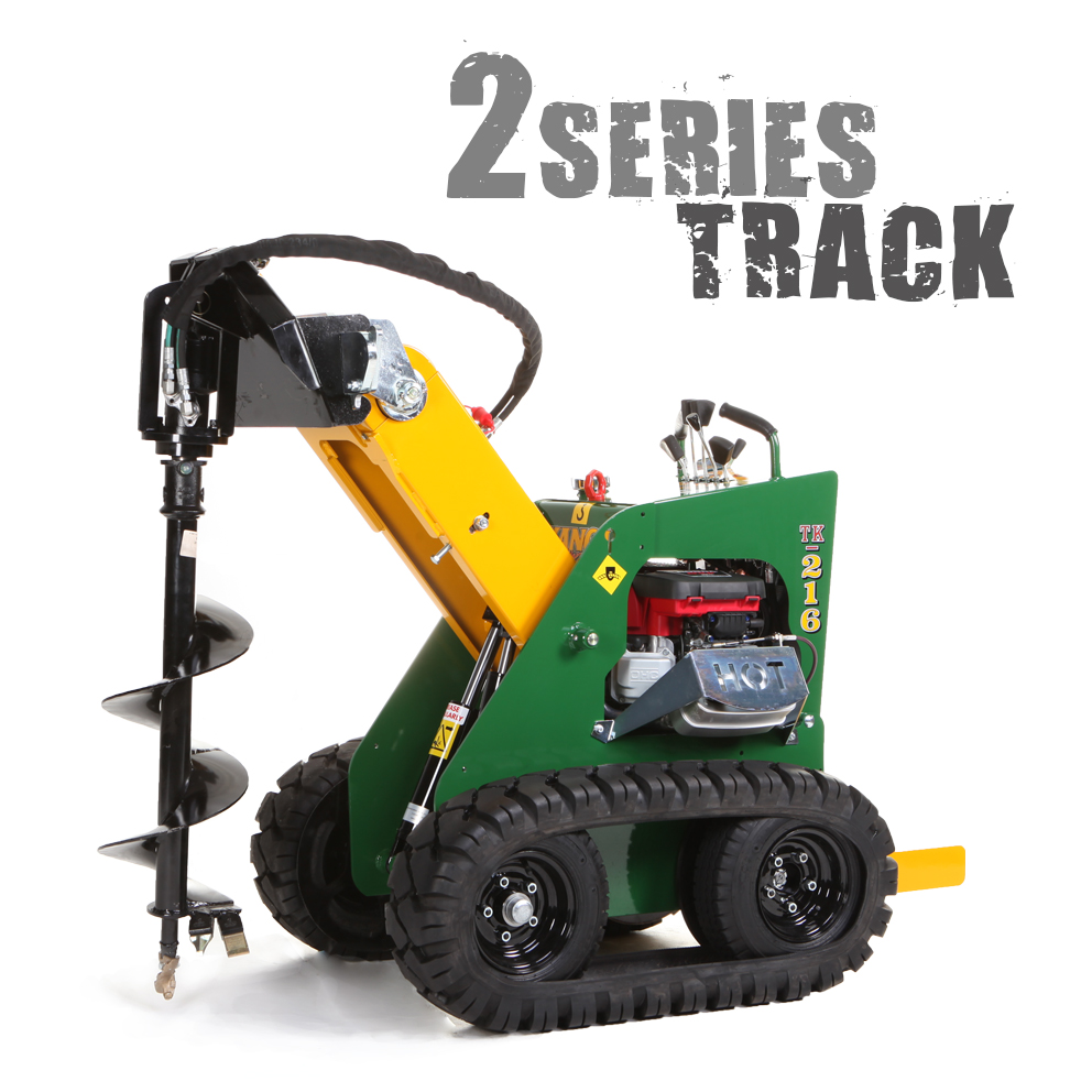 Kanga Loaders 2 Series track