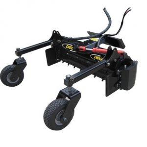 Mini Power Rake - New