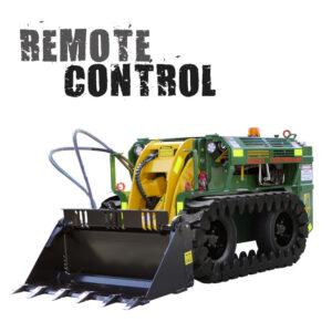 Remote Control Loader