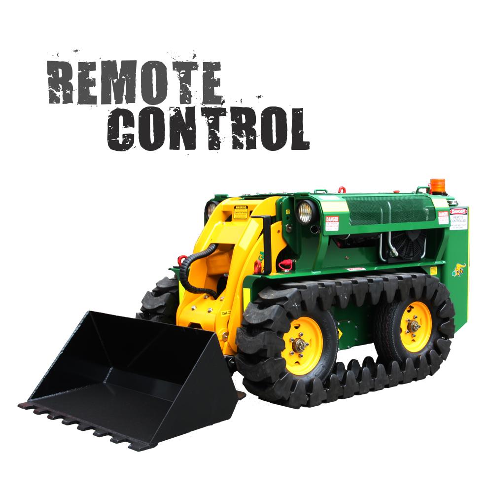 Kanga Remote Control loader