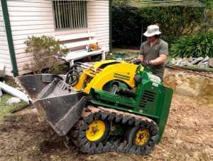 kanga hire dingo hire mini skid steer