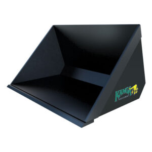 Mulch Bucket for Kanga Loaders