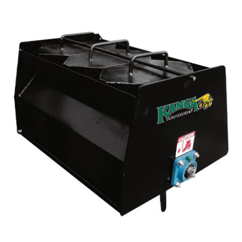 Lawn Aerator for 2 Series Kanga Loader
