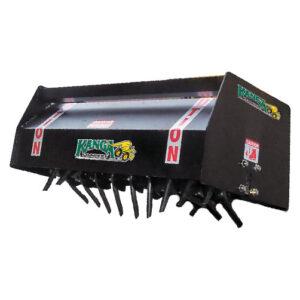 Lawn Aerator for 6, 7, and 8 Series Kanga Loader