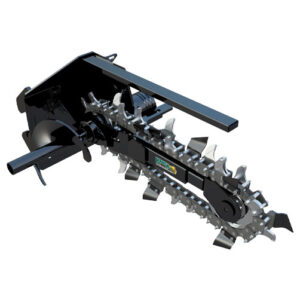 Standard Trencher for 2 Series Kanga Loader