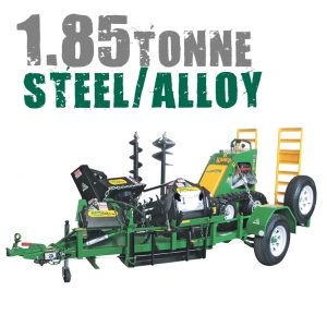 ALLOY TRAILER MINI LOADER