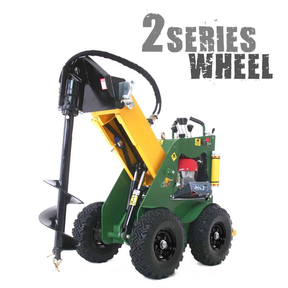 Kanga Loaders 2 Series Wheel