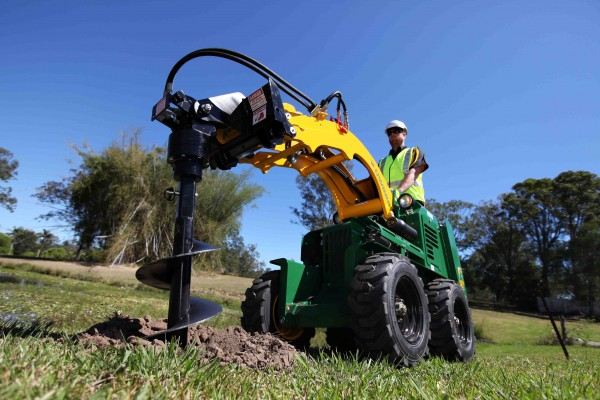 Kanga Loaders Kanga Loader 8 Series Mini Digger Wheel