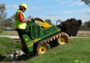 Kanga loaders ground conditions