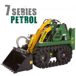 7 series mini kanga dingo digger loader