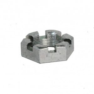 Wheel motor lock nut