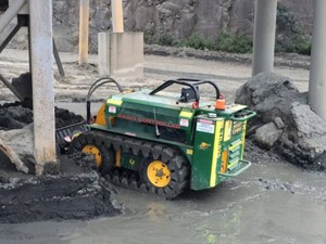Kanga remote controlled loader