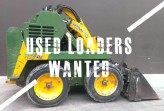 used mini digger
