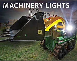 LED Machinery Lights