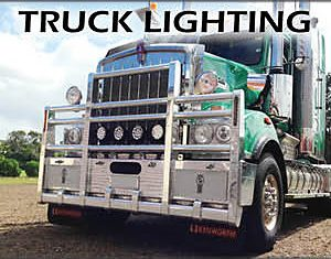 LED Truck Lighting