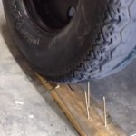 Puncture proof your tyres.