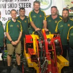 City Hire's 100th Kanga mini loader