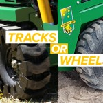 Tracks vs wheels?