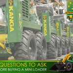 Questions to Ask Before Buying a Mini Loader