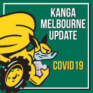 Covid Safe plan - Update Kanga Loaders Melbourne Victoria