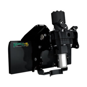 Planetary Power Head with round shaft for 6, 7, and 8 Series Kanga Loader